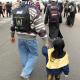 سوگواره سوم-عکس 9-مجید افشانی-پیاده روی اربعین از نجف تا کربلا