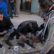 سوگواره دوم-عکس 2-علی دهقان-پیاده روی اربعین از نجف تا کربلا