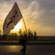 سوگواره پنجم-عکس 51-علی معصومی-پیاده روی اربعین از نجف تا کربلا