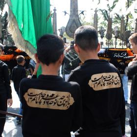 فراخوان ششمین سوگواره عاشورایی عکس هیأت-احمدرضا کریمی-بخش جنبی-هیأت کودک