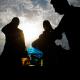 سوگواره چهارم-عکس 27-امیر عنایتی-پیاده روی اربعین از نجف تا کربلا