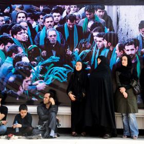 سوگواره پنجم-عکس 18-آمنه محمدی-جلسه هیأت
