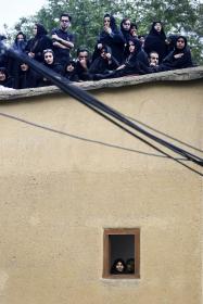 سوگواره پنجم-عکس 9-محمد مهیمنی-جلسه هیأت