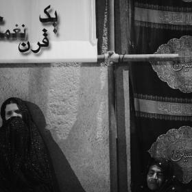 سوگواره سوم-عکس 31-حسین استوار -آیین های عزاداری