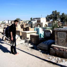 سوگواره سوم-عکس 33-میلاد رنجبر-پیاده روی اربعین از نجف تا کربلا