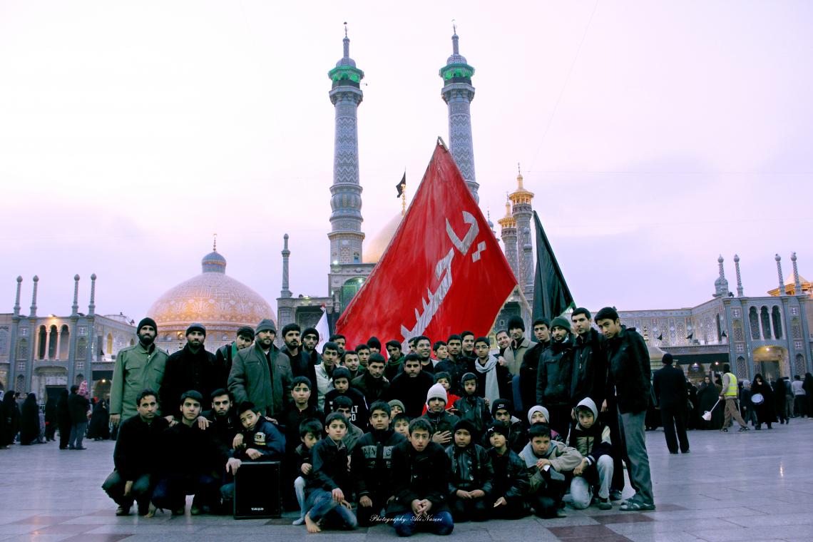 سوگواره دوم-عکس 51-علی ناصری-جلسه هیأت یادبود
