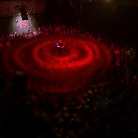 سوگواره سوم-عکس 11-آرش صحرانورد-جلسه هیأت فضای بیرونی