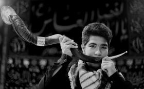 سوگواره سوم-عکس 120-حسین استوار -آیین های عزاداری