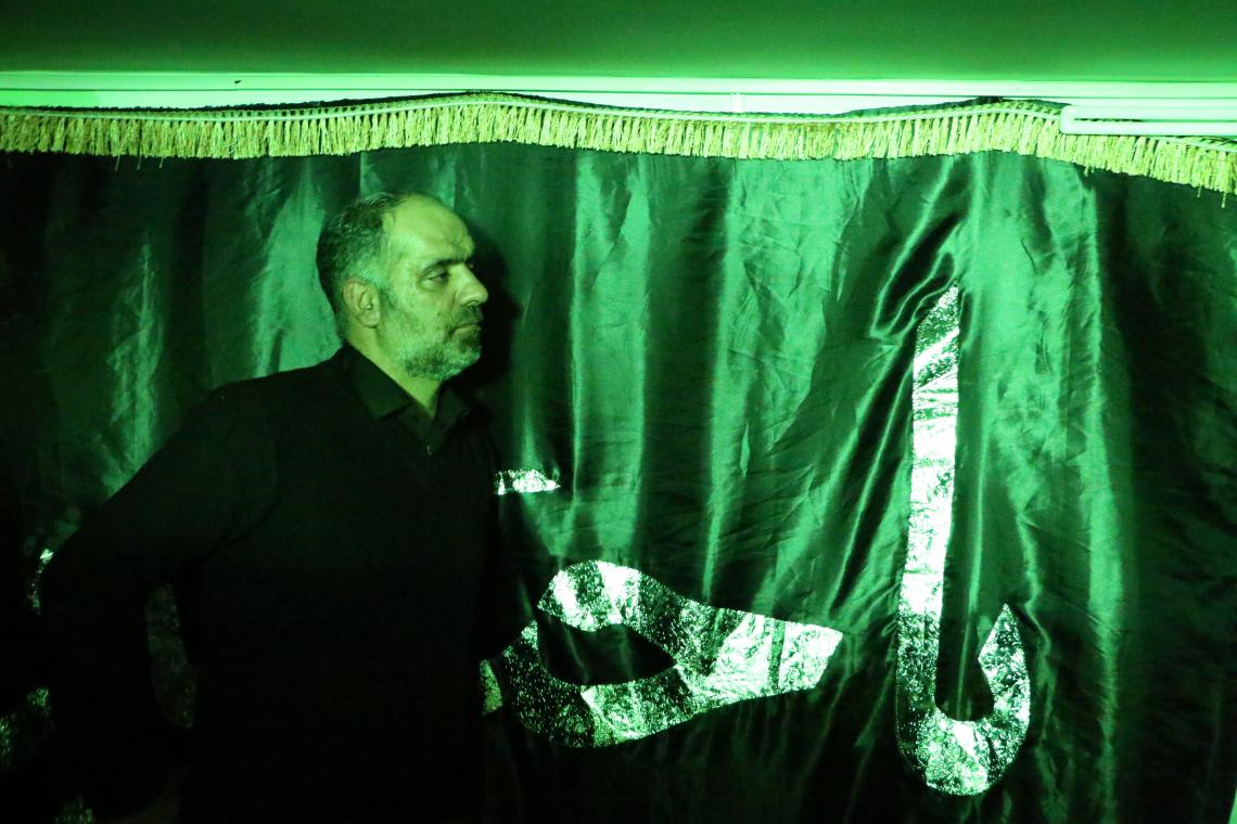 سوگواره پنجم-عکس 4-محمد رحمانی-جلسه هیأت