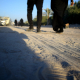 سوگواره پنجم-عکس 34-محمد حسین صادقی-پیاده روی اربعین از نجف تا کربلا
