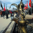 سوگواره چهارم-عکس 8-احمد جامه دارپور-پیاده روی اربعین از نجف تا کربلا