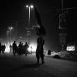 سوگواره پنجم-عکس 17-یحیی محمد علیی-پیاده روی اربعین از نجف تا کربلا