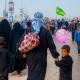 سوگواره پنجم-عکس 58-امیر عنایتی-پیاده روی اربعین از نجف تا کربلا