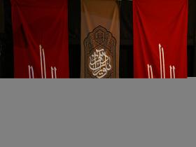 سوگواره پنجم-پوستر 5-محمدرضا  چیت ساز-کتیبه هیآت