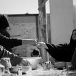 سوگواره چهارم-عکس 14-محمد رضا یگانه گوی مقدم-پیاده روی اربعین از نجف تا کربلا