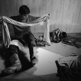 سوگواره سوم-عکس 134-حسین استوار -آیین های عزاداری