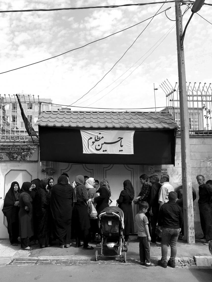 فراخوان ششمین سوگواره عاشورایی عکس هیأت-علی  تیموری-بخش اصلی -جلسه هیأت