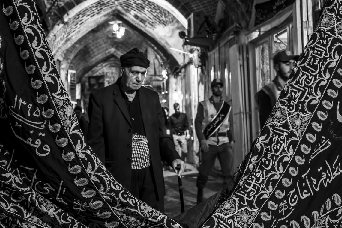 سوگواره پنجم-عکس 16-مسعود علوی میلانی-جلسه هیأت