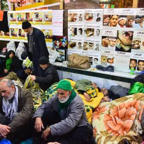 سوگواره پنجم-عکس 80-مهرداد  حسنی-پیاده روی اربعین از نجف تا کربلا