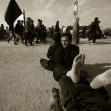 سوگواره پنجم-عکس 8-حسین حاجیلری-پیاده روی اربعین از نجف تا کربلا