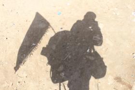 هشتمین سوگواره عاشورایی عکس هیأت-غلامرضا پیرهادی-جنبی-پیاده روی اربعین حسینی