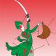 سوگواره چهارم-پوستر 30-عابدین مهکی-پوستر عاشورایی