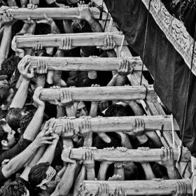 سوگواره دوم-عکس 39-امیر حسین علیداقی-جلسه هیأت فضای داخلی