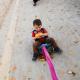 سوگواره چهارم-عکس 30-محمد مهدی ابراهیمی مدوار-پیاده روی اربعین از نجف تا کربلا