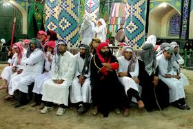 سوگواره دوم-عکس 4-محمد رضا پارسا-جلسه هیأت یادبود