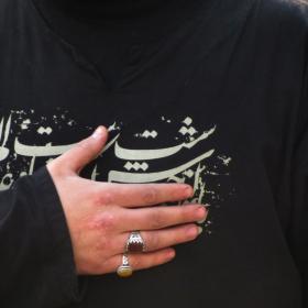 سوگواره چهارم-عکس 84-احمدرضا کریمی-آیین های عزاداری