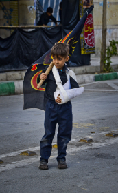 فراخوان ششمین سوگواره عاشورایی عکس هیأت-حمید  عزیزی خانقاهی-بخش اصلی -جلسه هیأت