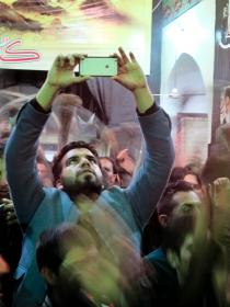 سوگواره چهارم-عکس 15-محمدرضا  خسروی چاهک -جلسه هیأت فضای داخلی