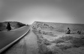 هشتمین سوگواره عاشورایی عکس هیأت-مهدی سعیدی راد-جنبی-پیاده روی اربعین حسینی