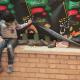 سوگواره چهارم-عکس 55-مسعود جعفری-جلسه هیأت فضای بیرونی