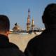 سوگواره چهارم-عکس 10-مهرداد زیارانی-پیاده روی اربعین از نجف تا کربلا