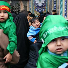 سوگواره دوم-عکس 13-رضا نجفلو-پیاده روی اربعین از نجف تا کربلا