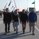 سوگواره سوم-عکس 27-حامد بیگلری-پیاده روی اربعین از نجف تا کربلا