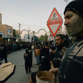 سوگواره چهارم-عکس 34-امير رضا فخري-آیین های عزاداری