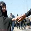 سوگواره چهارم-عکس 32-محمد مهدی ابراهیمی مدوار-پیاده روی اربعین از نجف تا کربلا