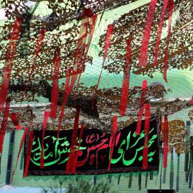 سوگواره چهارم-عکس 86-احمدرضا کریمی-جلسه هیأت فضای بیرونی