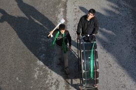 سوگواره دوم-عکس 3-محمد حسین صفری رودبار-جلسه هیأت فضای داخلی