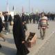 سوگواره سوم-عکس 3-عبدالحسین کرمی راد-پیاده روی اربعین از نجف تا کربلا