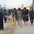 سوگواره چهارم-عکس 75-سید محمد جواد صدری-پیاده روی اربعین از نجف تا کربلا