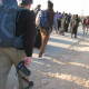 سوگواره دوم-عکس 152-محمد کشاورز-پیاده روی اربعین از نجف تا کربلا
