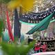 سوگواره دوم-عکس 19-رضا نجفلو-پیاده روی اربعین از نجف تا کربلا