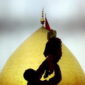 سوگواره سوم-عکس 23-محمد حسن صلواتی-آیین های عزاداری