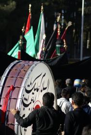 سوگواره دوم-عکس 4-محمدرضا  خسروی چاهک -جلسه هیأت فضای داخلی