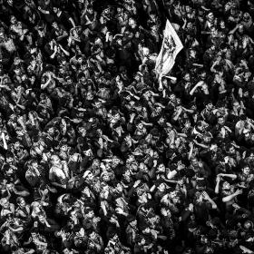 سوگواره چهارم-عکس 53-محمد حسن صلواتی-پیاده روی اربعین از نجف تا کربلا