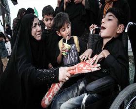 سوگواره سوم-عکس 2-محمد  اناری -آیین های عزاداری