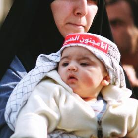 سوگواره چهارم-عکس 18-احمدرضا کریمی-آیین های عزاداری